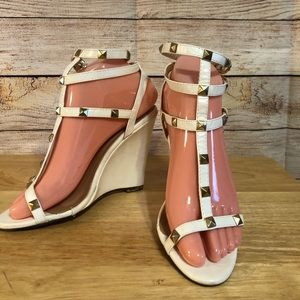 LILIANA wedge sandal